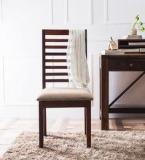 Woodsworth Winona Dining Chair In Honey Oak Finish