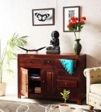 Woodsworth Winona Sideboard In Provincial Teak Finish