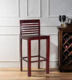 Woodsworth Woodinville Bar Furniture In Passion Mahogany Finish