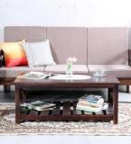 Woodsworth Woodinville Coffee Table In Provincial Teak Finish