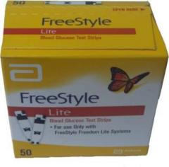 freestyle lite glucose meter instructions