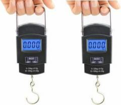 e508dd1f0b4e Manogyam Portable Handheld 50 Kg Electronic Led Travel Luggage Weighing  Scale Weighing Scale