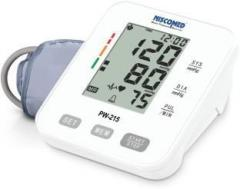 Niscomed PW 215 Fully Automatic Digital Blood pressure Monitor Bp Monitor