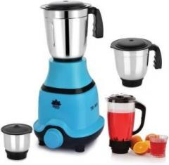 Bms Lifestyle 750 W Mixer Grinder with 3 Stainless Steel and Liquid Juicer  Jar 750 Juicer Mixer Grinder