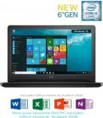 Dell Core i3 6th Gen 5559 Notebook