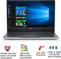 Dell Inspiron 7000 Core i7 Z561503SIN9G 7560 Notebook