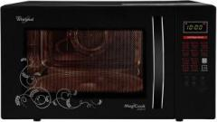 Whirlpool 25 Litres Magicook 25l Elite Convection Microwave Oven Black
