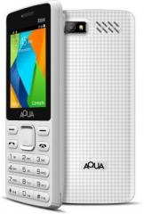 be86235bbfa Aqua Mobiles Shine Dual SIM Basic Mobile Phone Price in India 31st ...