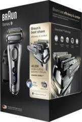 Braun Series 9 9290cc Wet & Dry Trimmer For Men