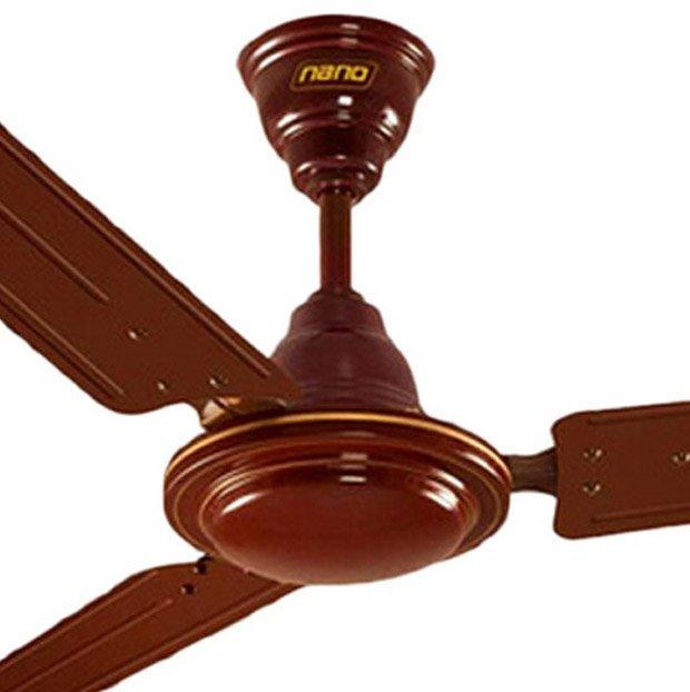 Khaitan 48 Inch Nano Ceiling Fan Price In India Compare