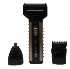 Maxel Multi functional Hair Clipper, Shaver, Trimmer and Nose AK 952 Shaver For Men