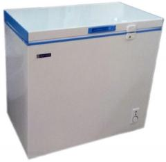 Blue Star 150 litres Chest Freezer CHFSD150D White and Blue