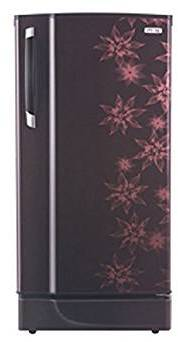 Godrej 221 Litres 5 Star RD Edge SX 221 CT 5.2 Direct Cool Single Door Refrigerator
