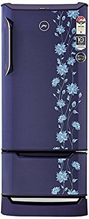 Godrej 225 Litres 4 Star RD EDGE DUO 225 PD INV4.2 Direct Cool Single Door Refrigerator