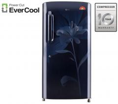 LG 235 litres 5 Star GL B241AMLT Direct Cool Single Door Refrigerator