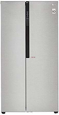 Lg 679 Litres Gc B247kqdv Inverter Frost Free Side By Side