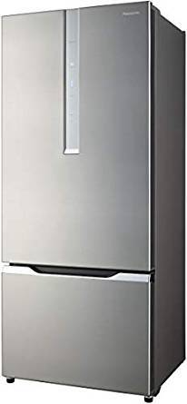 Panasonic 602 Litres 3 Star NR BY608XSX1 Frost Free Double Door Refrigerator