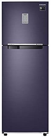 refrigerator double door. samsung 321 litres rt34m3743ut frost free double door refrigerator