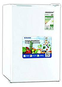 Sonashi 100 Litres Single Door Refrigerator With Frost White