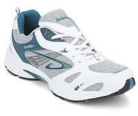 Action White Running Shoes for Men