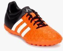 ccfea8f31 Adidas Ace 15.4 In J Orange Football Shoes for Boys in India May ...