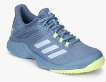 551623c59 Adidas Adizero Club Light Blue Tennis Shoes for Men online in India ...