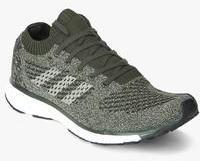 new style a9be1 f2980 Adidas Adizero Prime Ltd Grey Running Shoes men