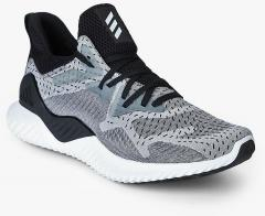 finest selection d7cae 68154 Adidas Alphabounce Beyond Grey Running Shoes men