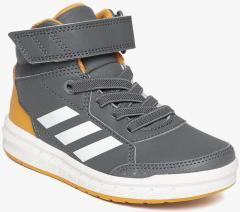 the latest 725a2 350dd Adidas Altasport Mid El Grey Training Shoes boys