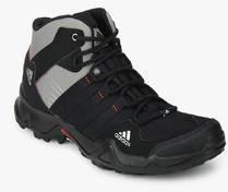 Adidas Ax2 Mid Black Outdoor Shoes for