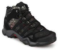 Adidas Ax2 Mid Cp Camo Black Outdoor Shoes men