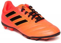 97d2f7ea4 Adidas Boys Neon Orange Ace 17.4 FXG J Football Shoes for Boys in ...