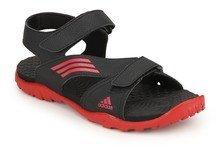 3c9ddca5e8ea07 Adidas Echo Black Floaters for Men online in India at Best price on ...