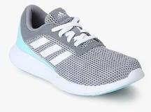 5fa2d7d47fa Adidas Element Refresh 3 W Grey Running Shoes for women - Get stylish shoes  for Every Women Online in India 2019