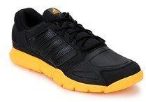 414800e55d8e Adidas Essential Star Black Training Shoes for Men online in India ...