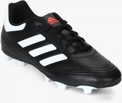 promo code 43779 c802a Adidas Goletto Vi Fg J Black Football Shoes for Boys in India April, 2019   PriceHunt