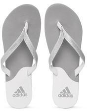 bb0327365aba Adidas Grey Eezay Glitter Colourblocked Flip Flops for women - Get stylish shoes  for Every Women Online in India 2019
