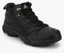 adidas ferro trek lea black outdoor scarpe per uomini online, in india