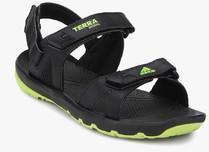 a4d3ceca99d1 Adidas Kerio Syn 3.0 Black Floaters for Men online in India at Best ...