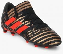 28947c153 Adidas Nemeziz Messi 17.3 Fg J Black Football Shoes for girls in India -  Buy at Lowest price May