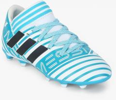 f5f3ad29c Adidas Nemeziz Messi 17.3 Fg J Turquoise Football Shoes for Boys in India  May