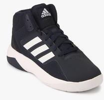 adidas neo cloudfoam ilation metà blu navy scarpe da ginnastica per uomini online