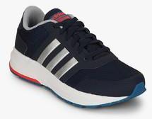 f295c8924c1 Adidas Neo Cloudfoam Saturn Navy Blue Sneakers for Men online in ...