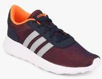 Adidas Neo Lite Racer Maroon Sneakers for Men online in India at ... 5e379d082