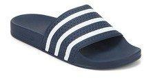 b425040e673 Adidas Originals Adilette Blue Slippers for Men online in India at ...