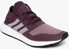788a0d946096 Adidas Originals Swift Run Pk Purple Sneakers for women - Get stylish shoes  for Every Women Online in India 2019