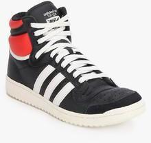 promo code 17f44 3d474 Adidas Originals Top Ten Hi Black Sneakers men