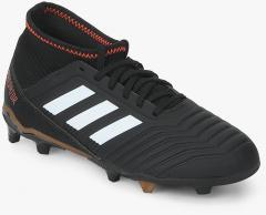 61ba3f0d4 Adidas Predator 18.3 Fg J Black Football Shoes for Boys in India May ...