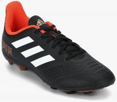 9089b3b78b9e Adidas Predator 18.4 Fxg J Black Football Shoes for girls in India ...