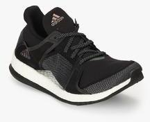 74ce46007d9e2c Adidas Pure Boost X Tr Black Training Shoes for women - Get stylish ...